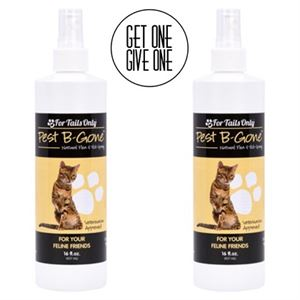 Picture of FTO - Pest B Gone for Cats 16 oz Spray [QTY: 2]